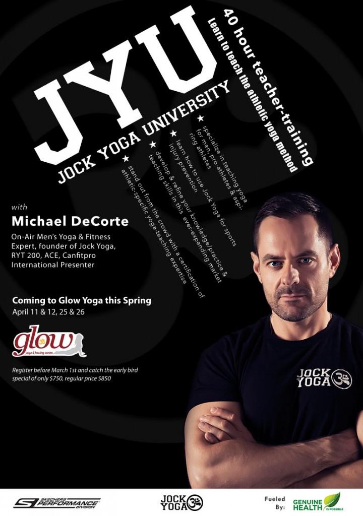 Jock Yoga University - Spring 2015